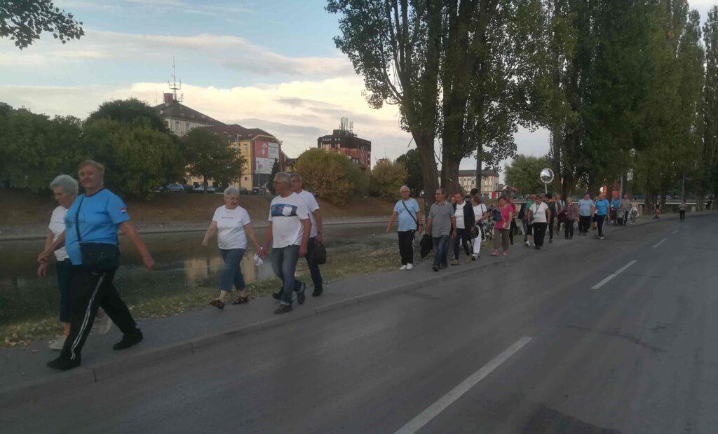 Hodanjem do zdravlja