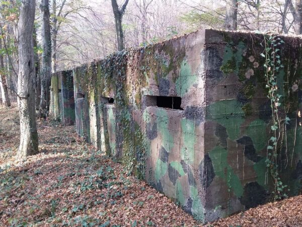 Bunker 2; Đeletovci
