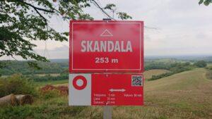 oznaka Skandala